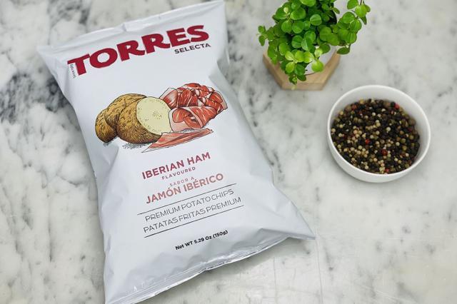 Chips Jambon ibérico