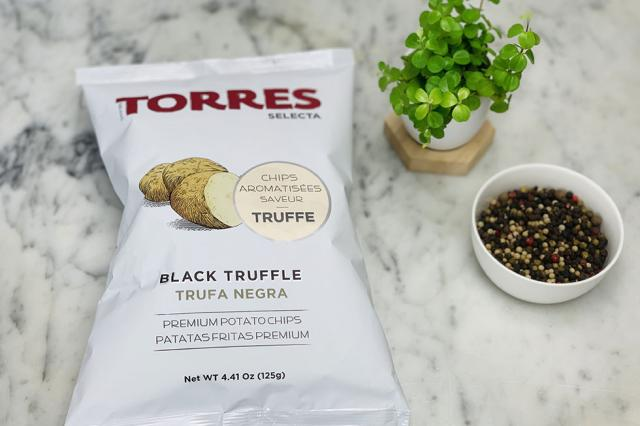Chips Truffe Noire Torres